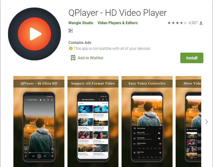 Qplayer