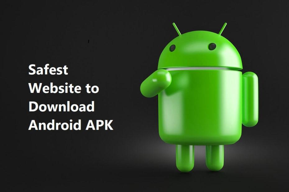 Safest Website For Android APK Download