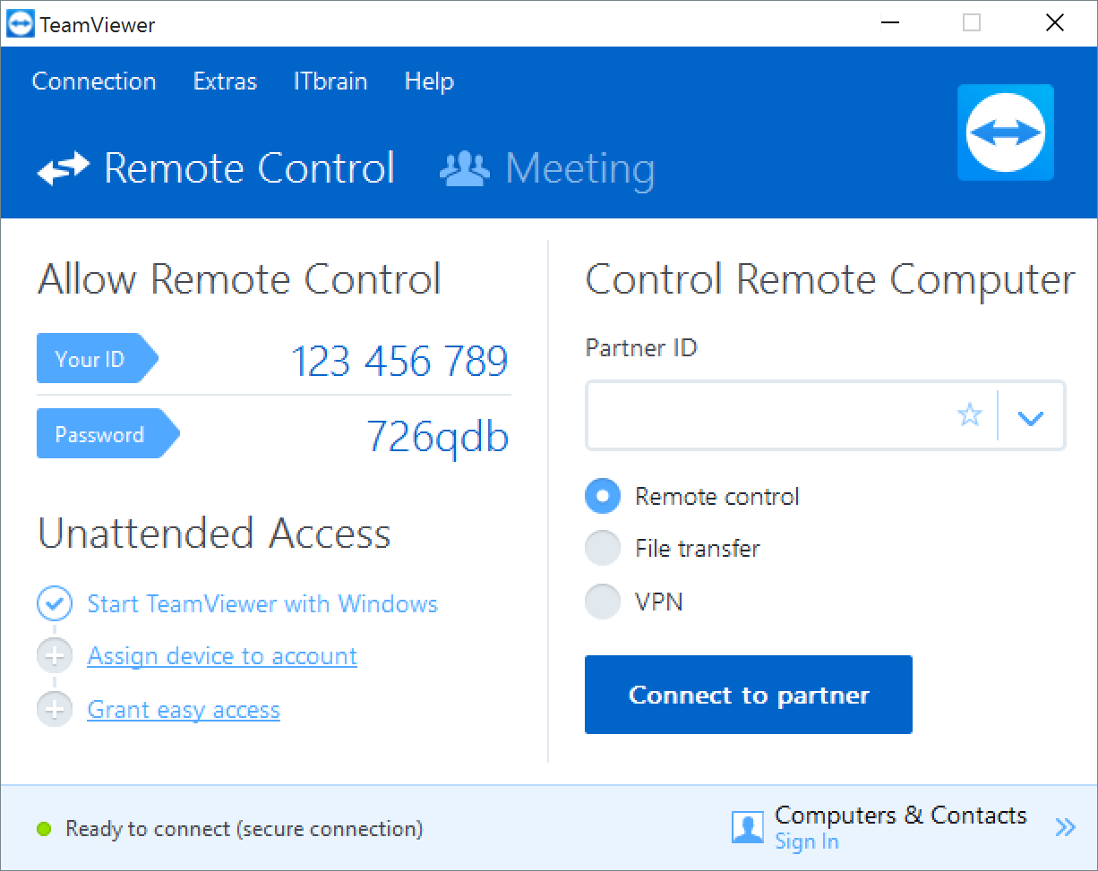 TeamViewer | Must Have Software Programs for Windows