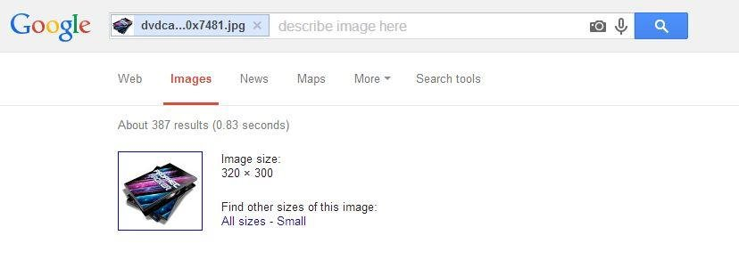With the help of Google, you can search for photos from any other image