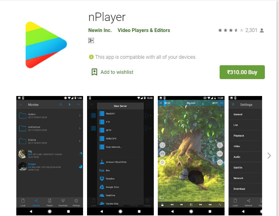 nPlayer