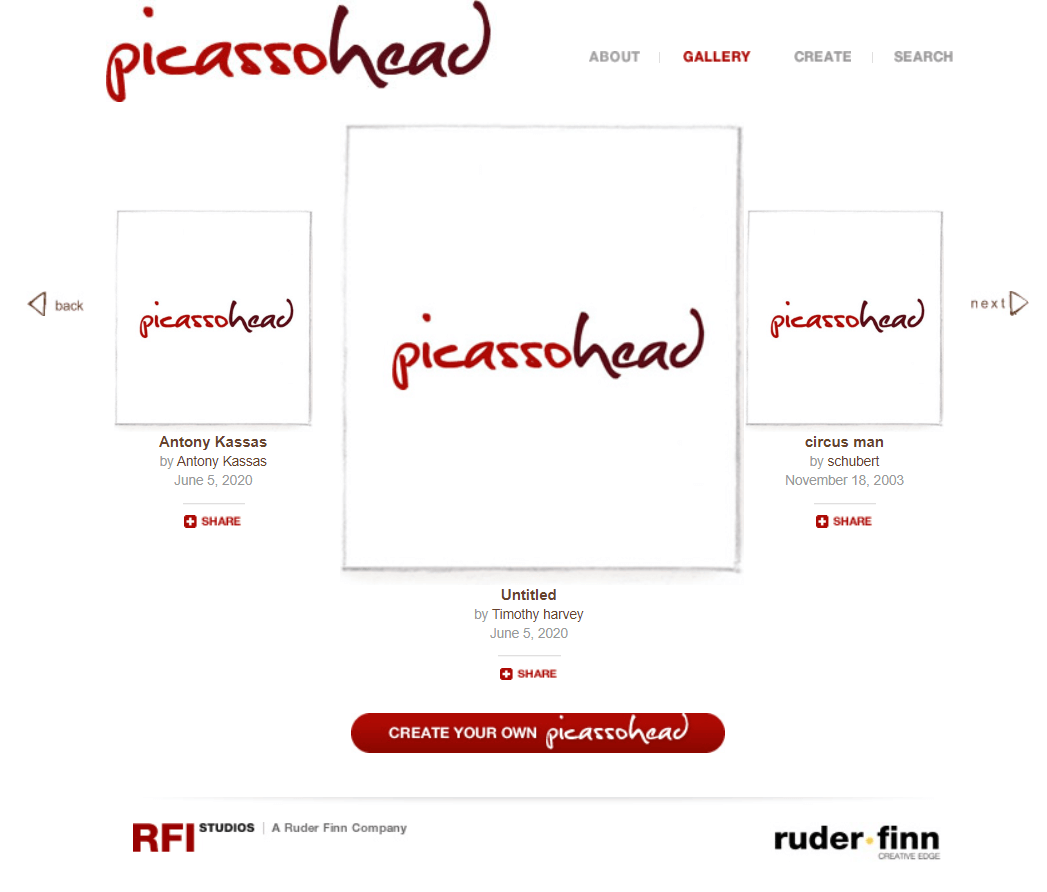 piccassohead