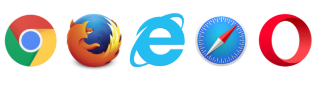 use a number of browsers such as Google Chrome, Mozilla Firefox, Microsoft Edge, Opera, and a lot more.