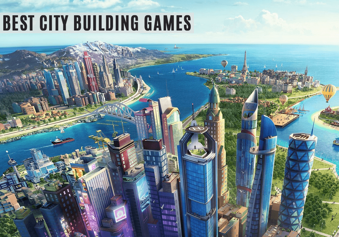 9 Best City Building Games for Android