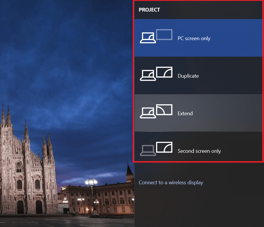 How to Change the Primary & Secondary Monitor on Windows