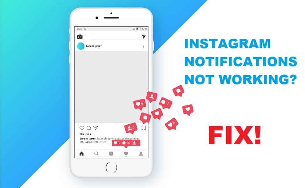 How to Fix Instagram Notifications Not Working
