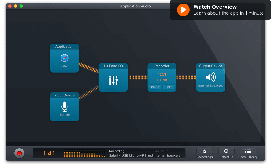Audio Hijack   Best Audio Recording Software for Mac