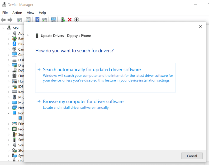 Automatically get downloaded and installed on your computer