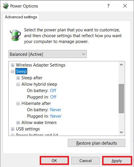 Enable or Disable Hibernation on Windows 10