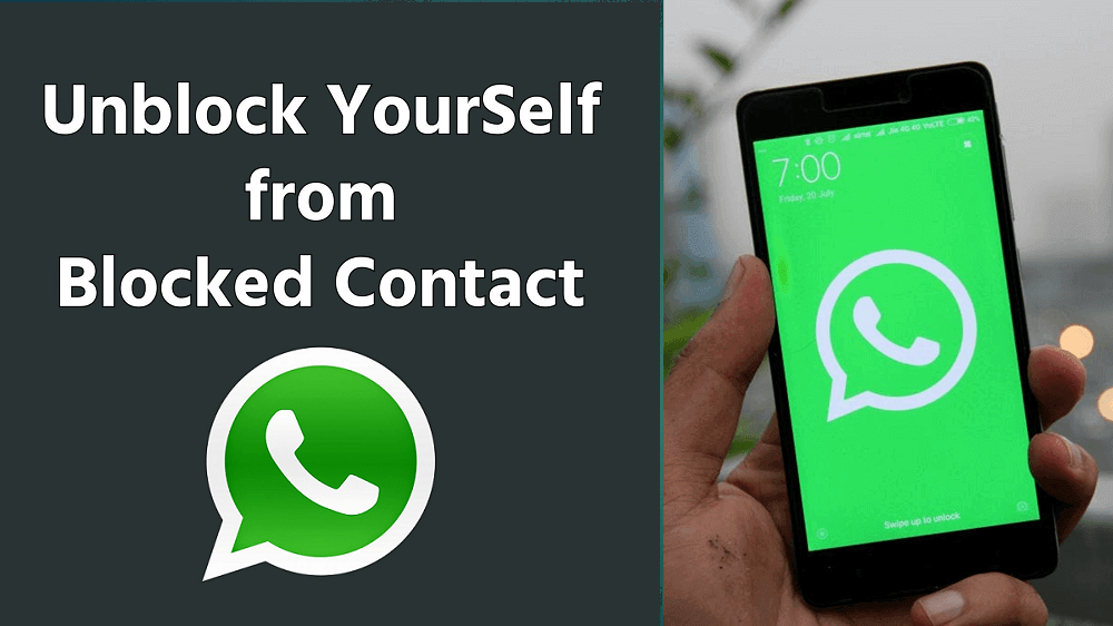 How to Unblock Yourself on WhatsApp When Blocked