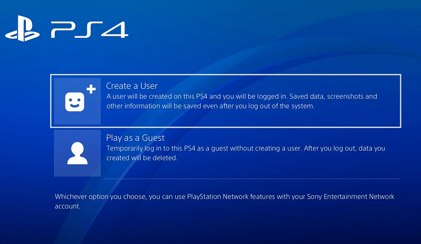Make a new PSN account using a new email address | Fix PlayStation An Error Has Occurred,