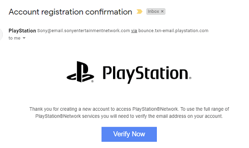 Verify and update your PSN Account Information | Fix PlayStation An Error Has Occurred,