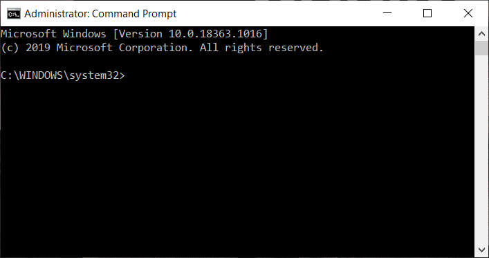 What is a Command Line Interpreter