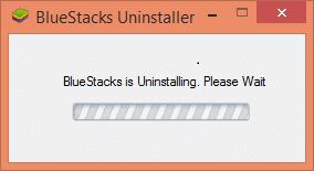 download the Bluestacks uninstaller tool   Fix Bluestacks Engine Won't Start