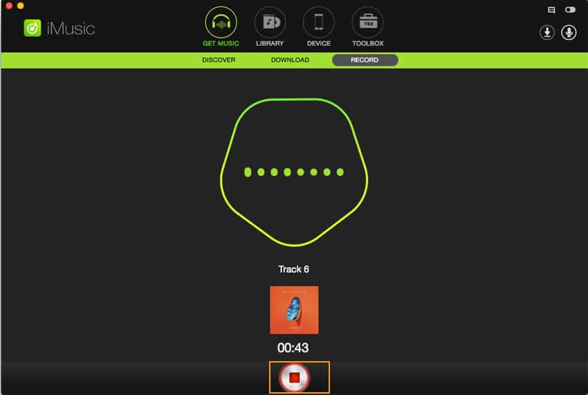 iMusic Best Recording Software for Mac 2020