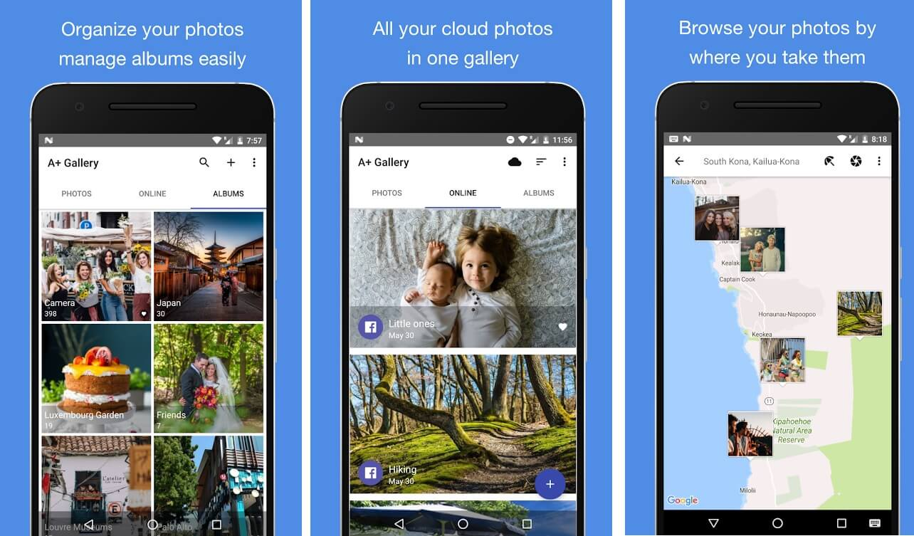 A+ Gallery   Best Android Gallery Apps For 2020