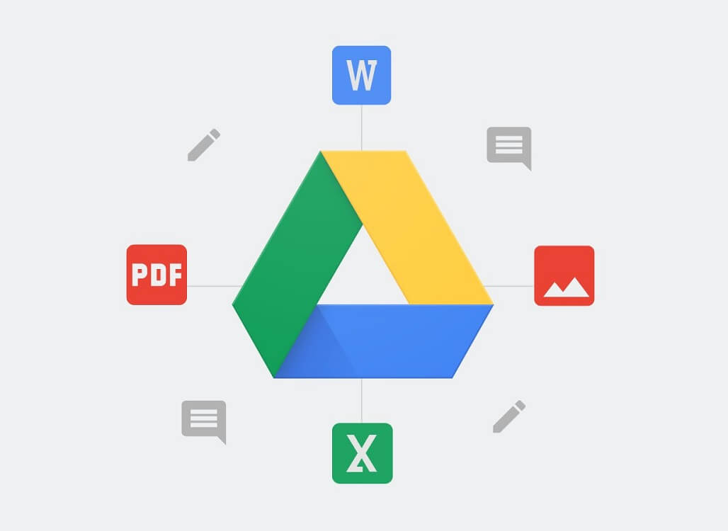 Back up files and documents on Android using Google Drive
