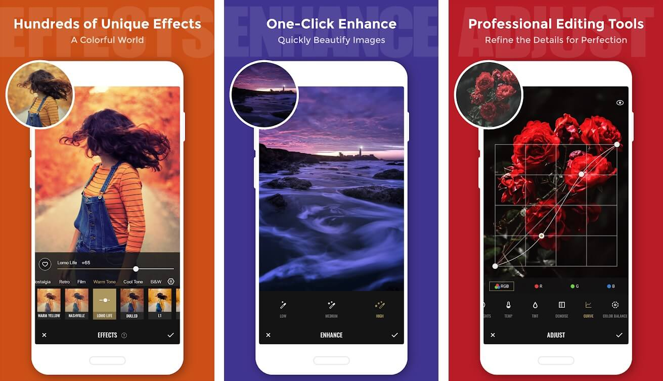 Fotor Photo Editor   Best Photo Editing Apps for Android in 2020