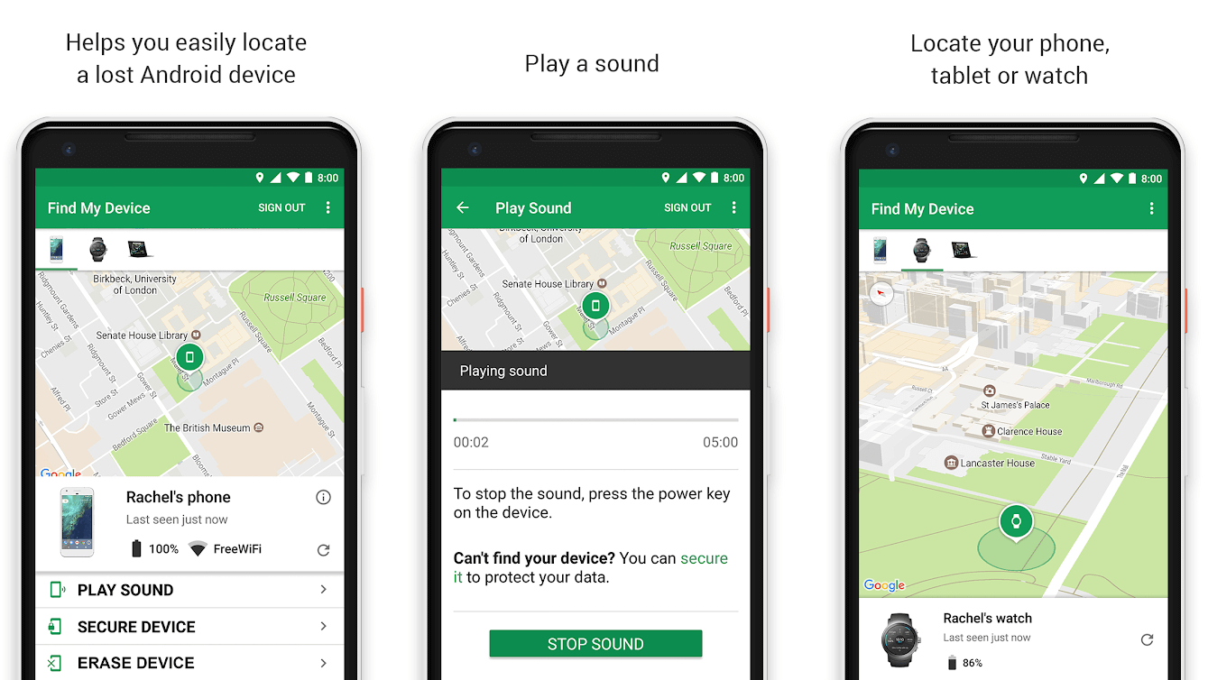 How to Find or Track your Stolen Android Phone