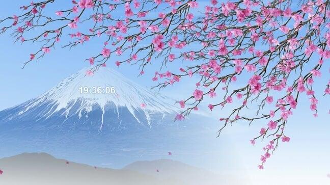 JAPAN SPRING