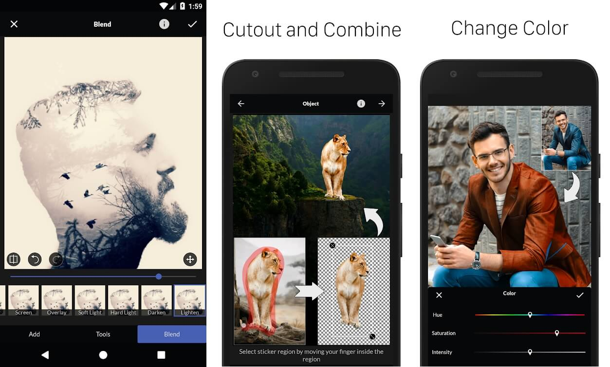 LightX Photo Editor   Best Photo Editing Apps for Android in 2020