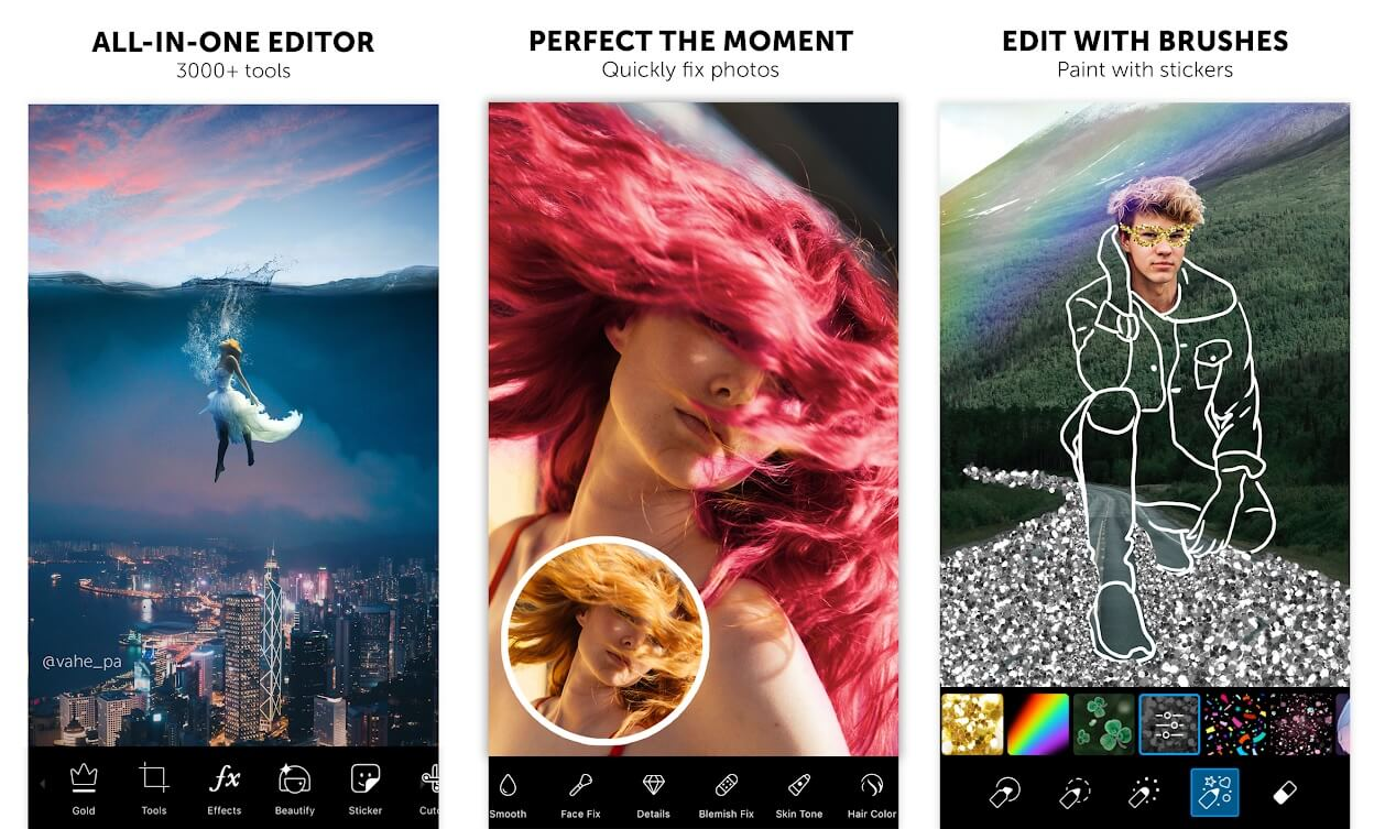 PicsArt Photo Editor   Best Photo Editing Apps for Android in 2020