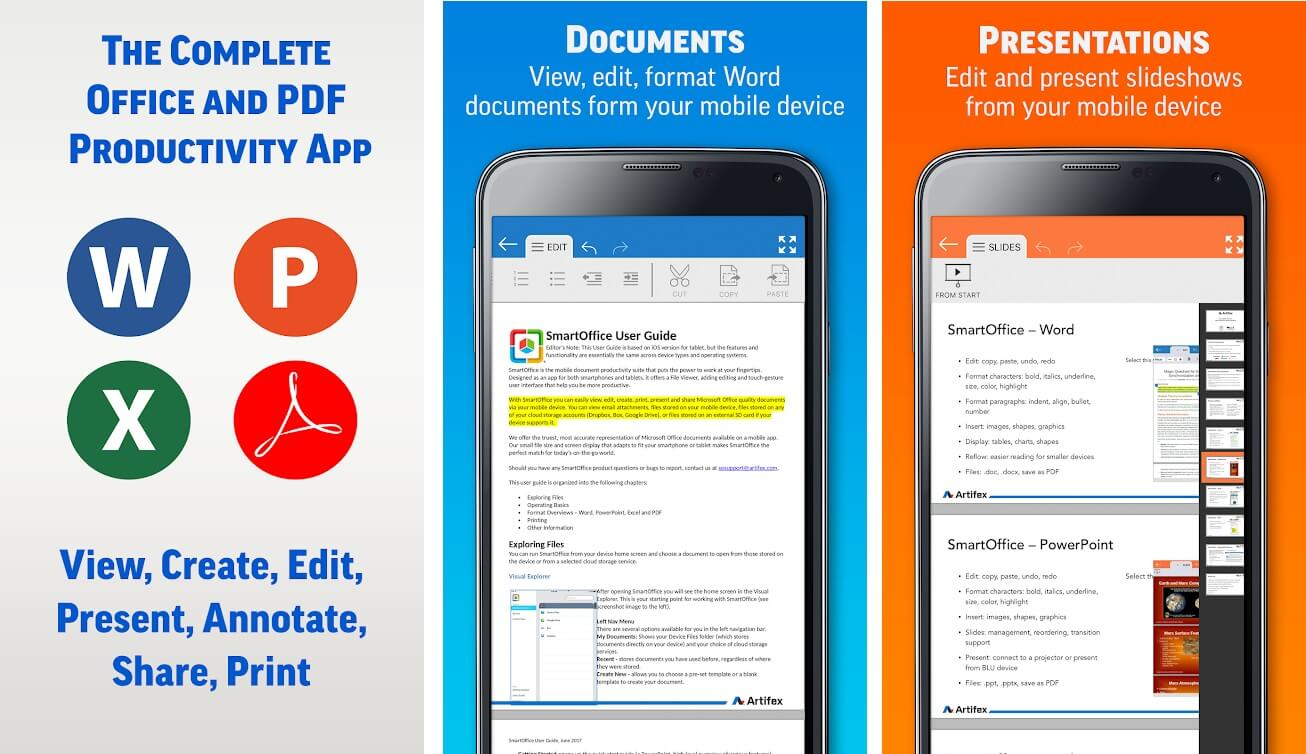 SMART OFFICE | Best Office Apps for Android to Boost Productivity