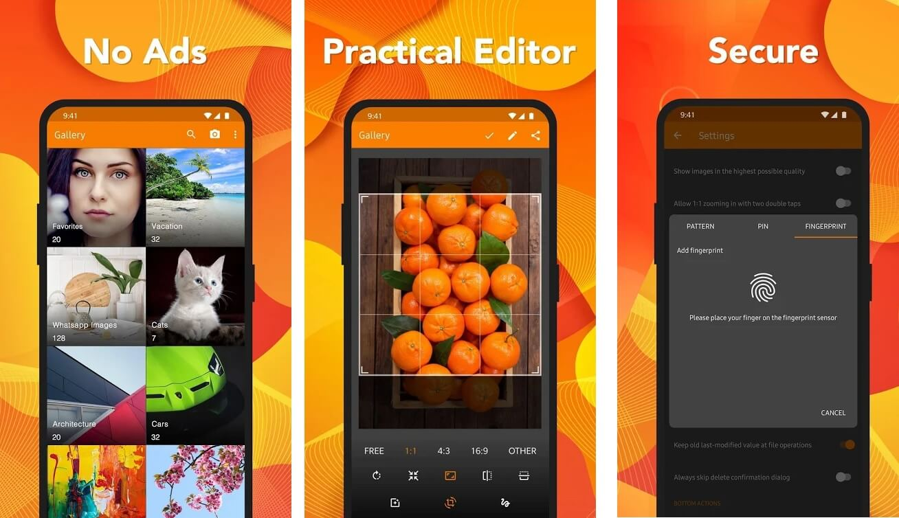 Simple Gallery   Best Android Gallery Apps For 2020