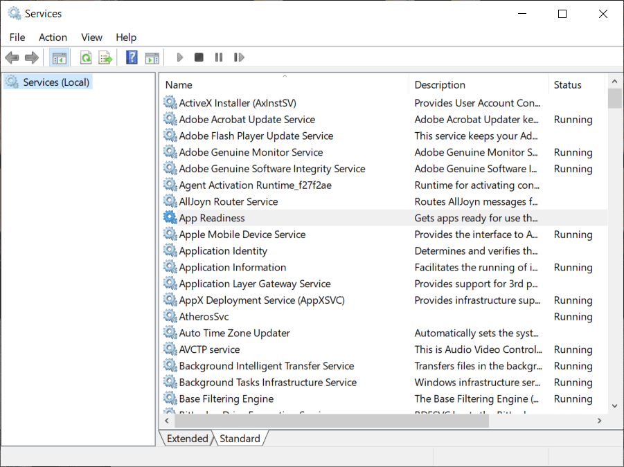 8 Ways to Open Windows Services Manager in Windows 10