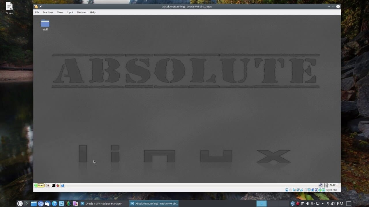 Absolute Linux | Best Lightweight Linux Distros of 2020