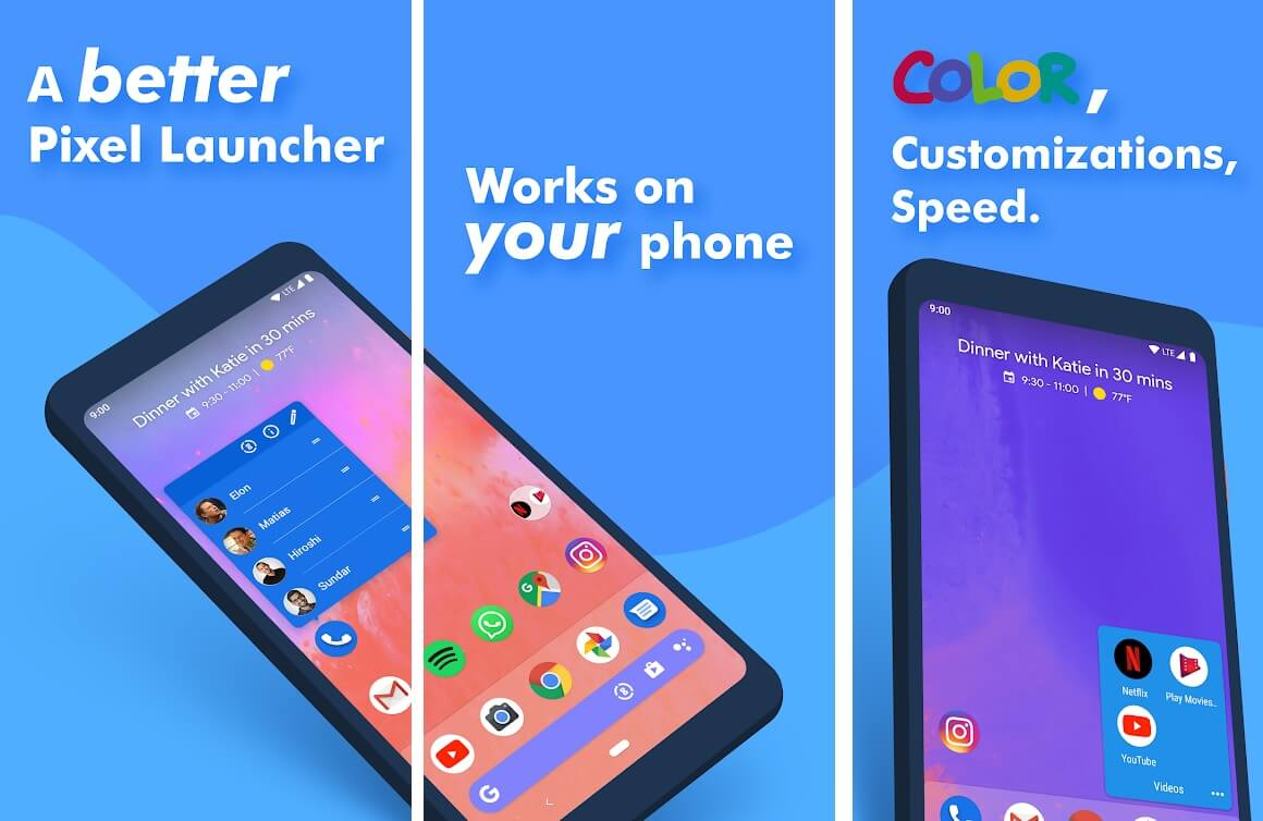 Action Launcher | Best Android Launchers Apps of 2020