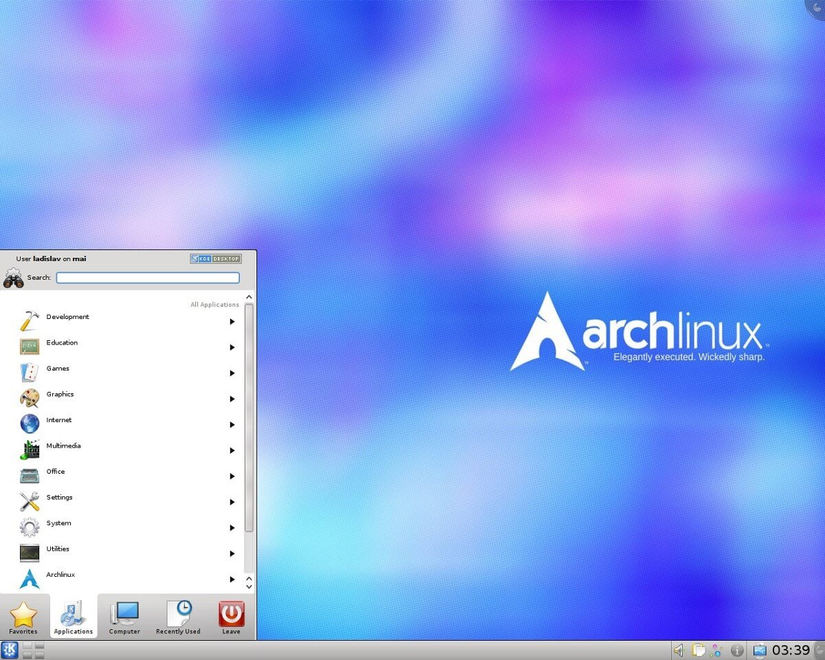 Arch Linux | Best Lightweight Linux Distros of 2020
