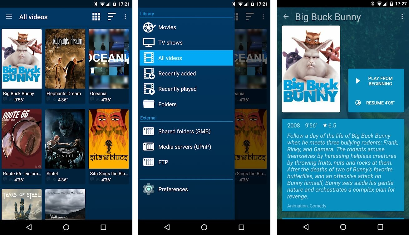 Archos Video Player | Best Android Video Player Apps (2020)