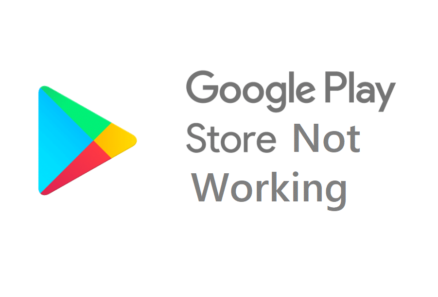 Fix Google Play Store Errors