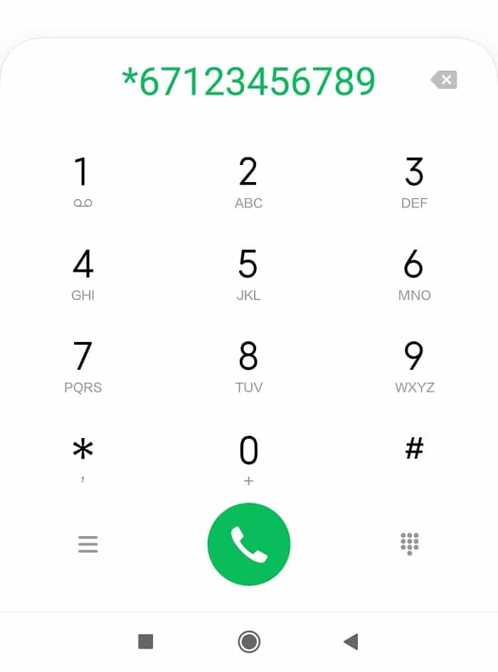 Hide your Phone Number on Caller ID Using your Dialer