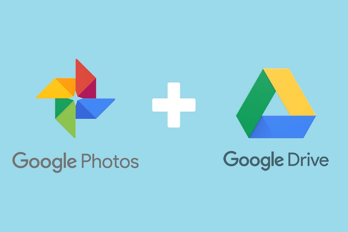 How to Merge Multiple Google Drive & Google Photos Accounts