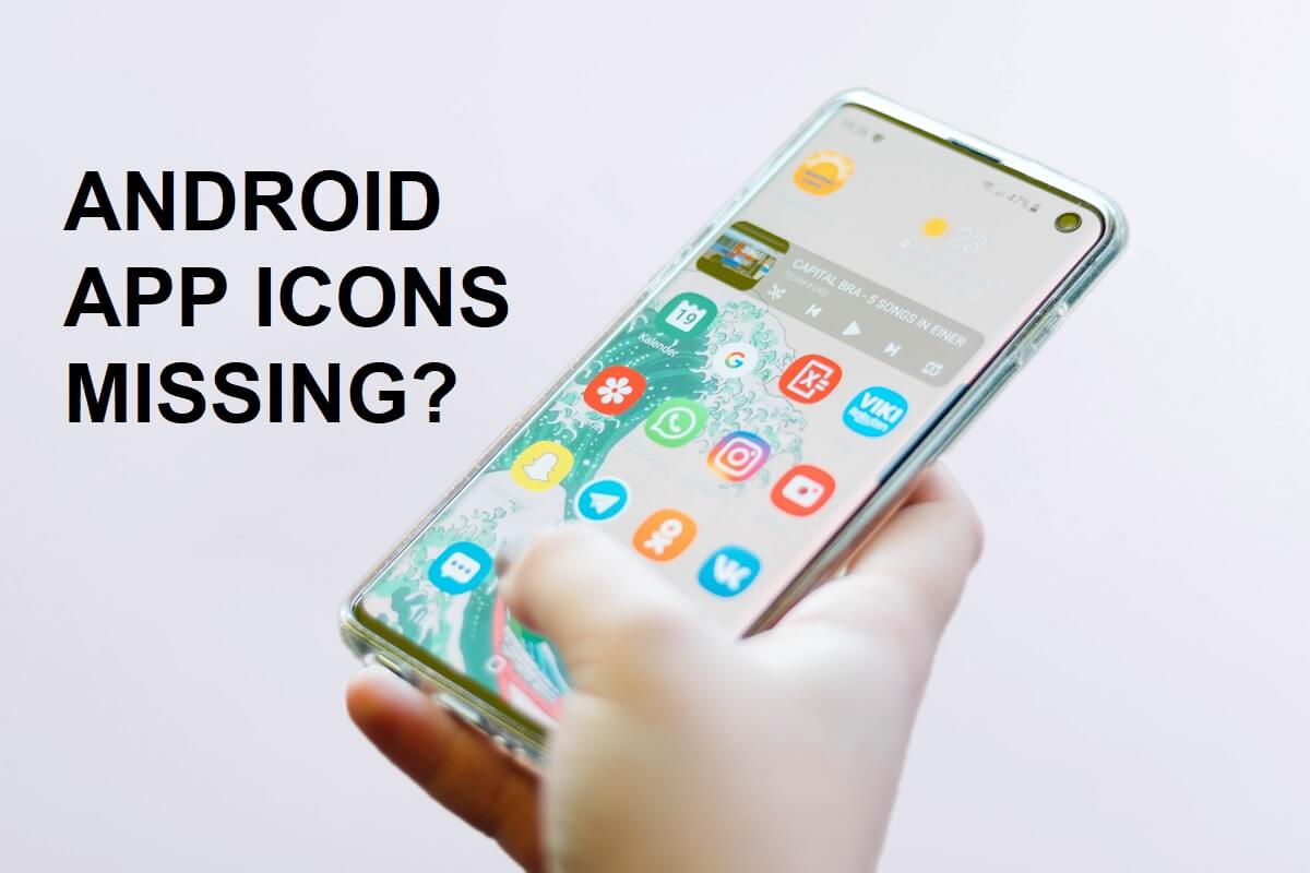 How to Restore Deleted App Icons on Android