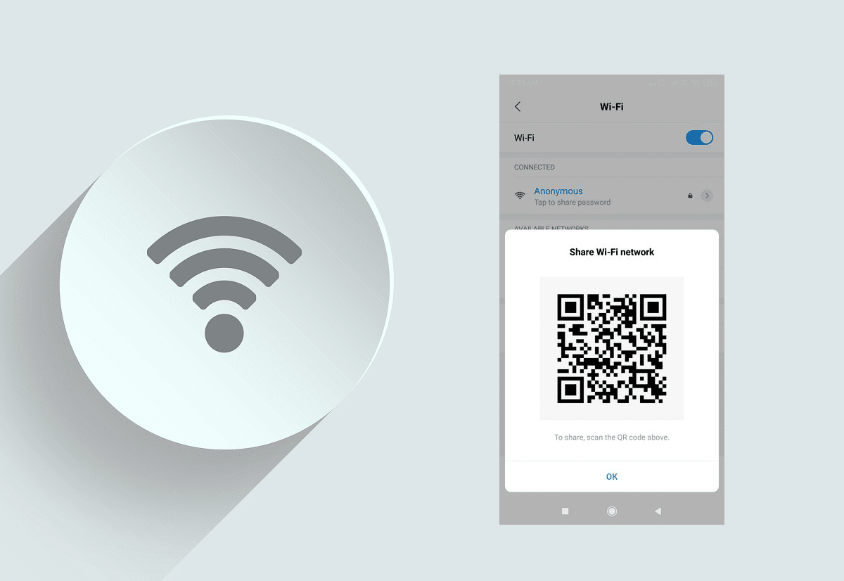 How to Share Wi-Fi without revealing Password