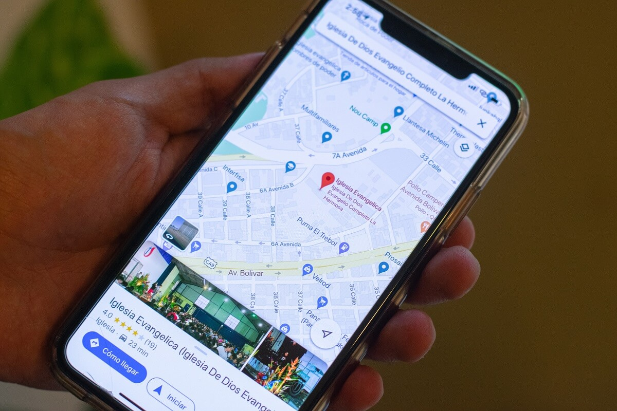 How to View Location History in Google Maps