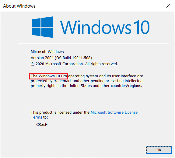 Hyper-V is only available on Windows 10 Pro