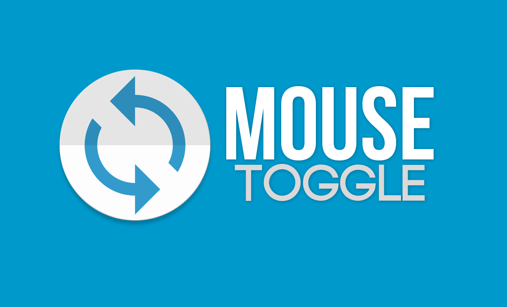 Mouse Toggle app
