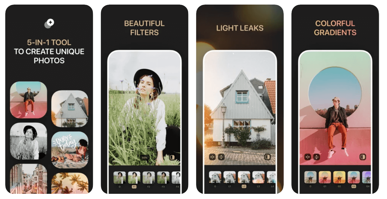 Photo Editor by Aviary | Best Photo Editing Apps For iPhone (2020)