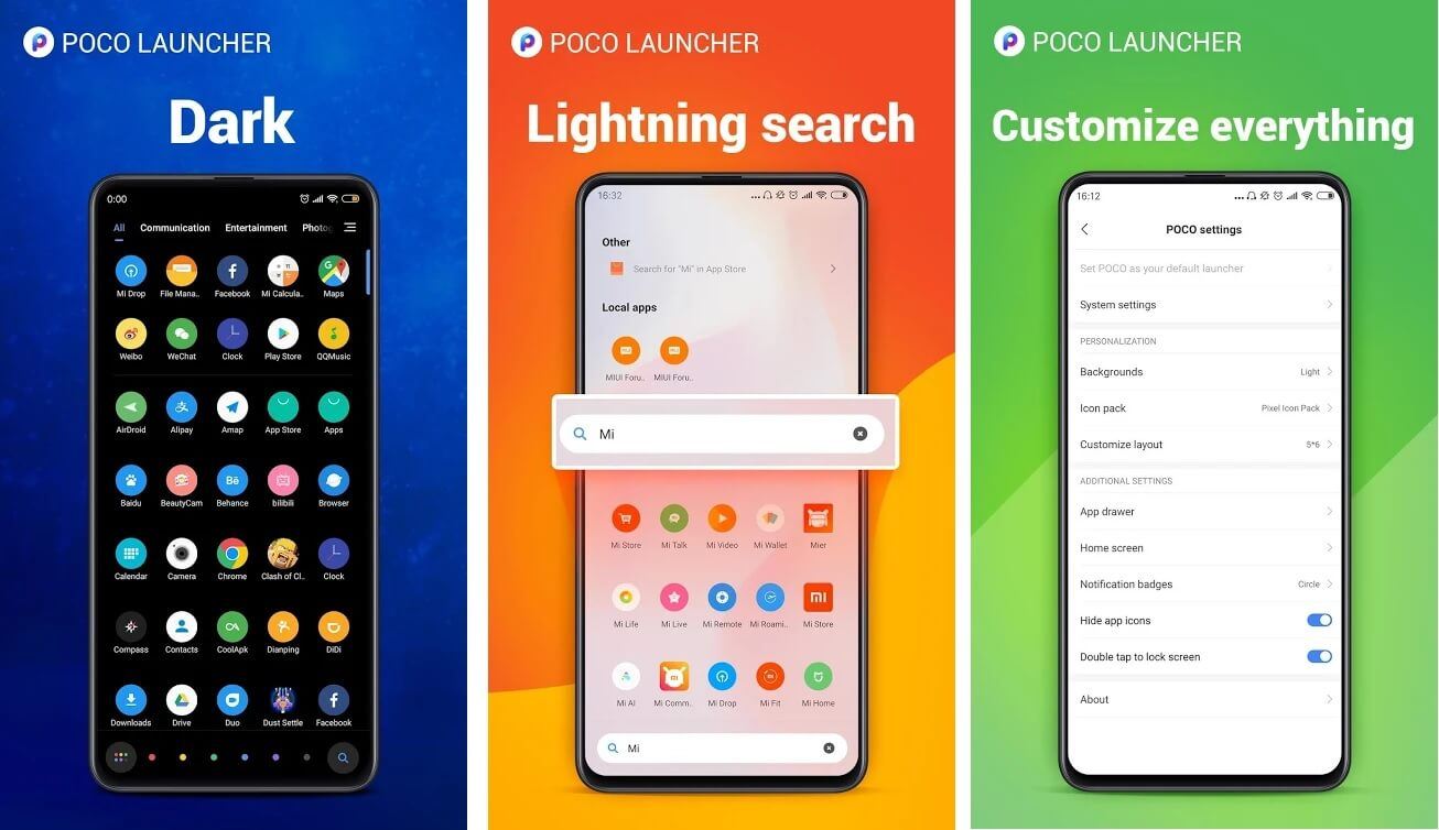 Poco Launcher | Best Android Launchers Apps of 2020