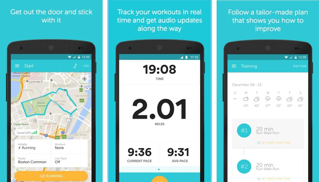 Runkeeper | Best Fitness and Workout Apps for Android (2020)