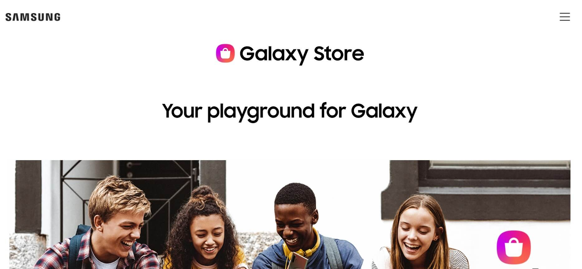 Samsung Galaxy Apps   Best Google Play Store Alternatives