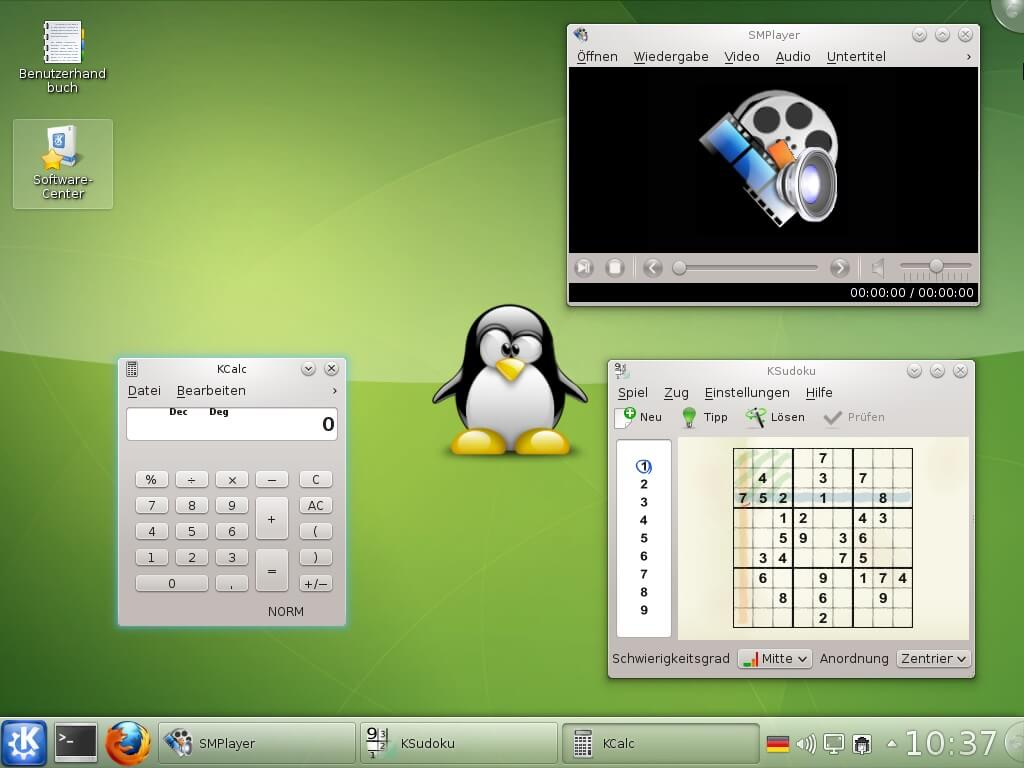 Slax | Best Lightweight Linux Distros of 2020