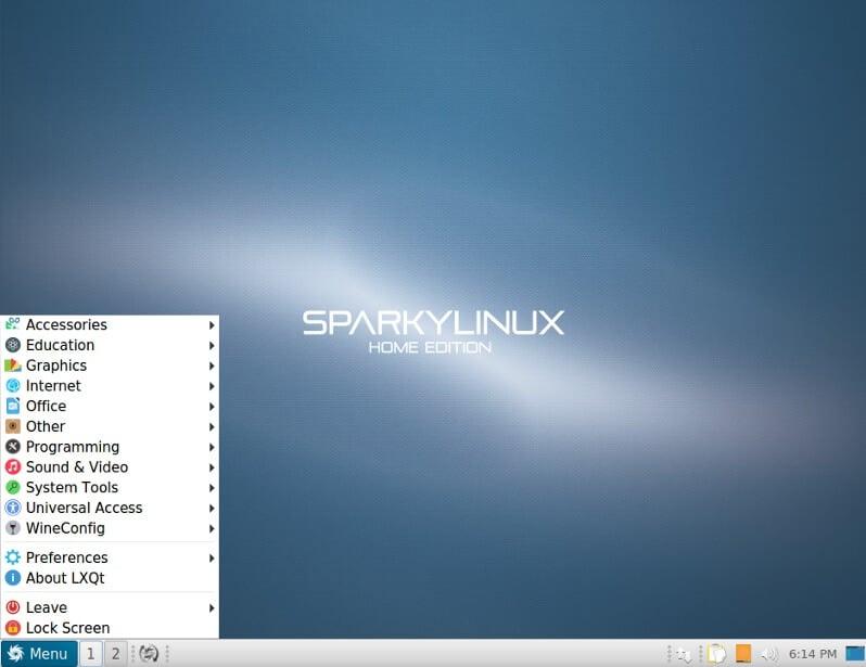Sparky Linux