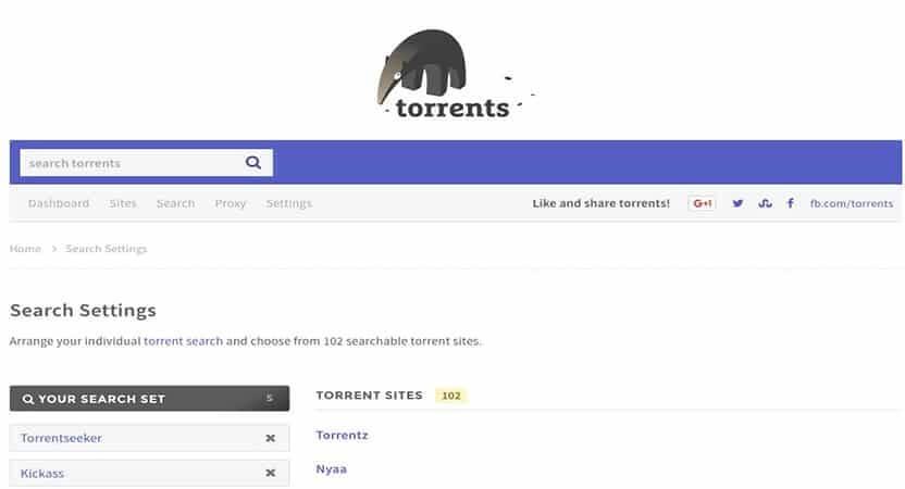 Torrents.me