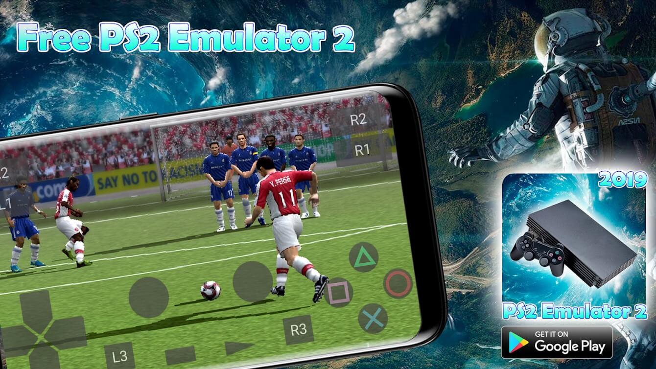 Free Pro PS2 Emulator