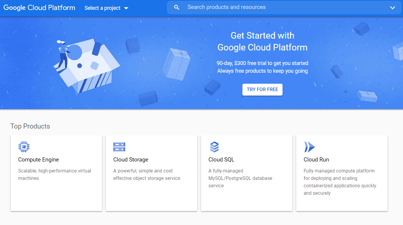 How to Access Google Cloud Console from your Computer